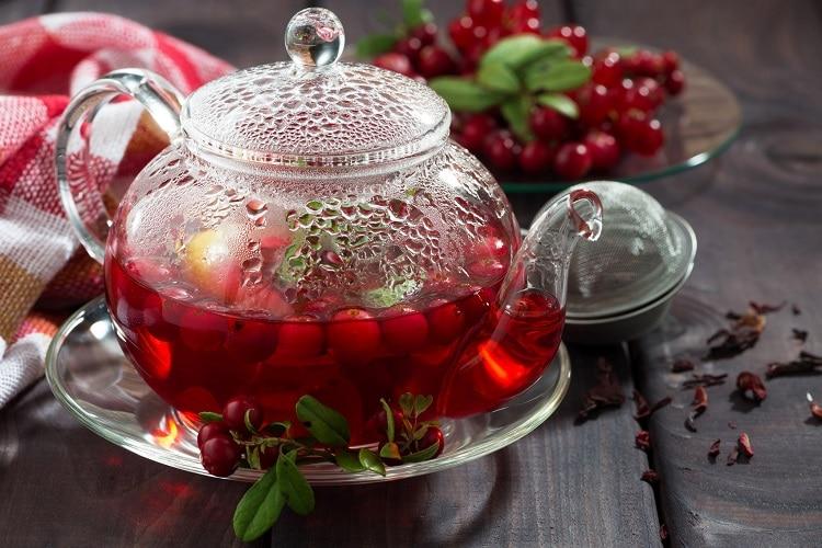 Чай Из Листьев Брусники Польза И Вред - подробнее о чае