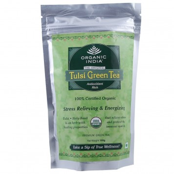Чай Тулси Органик Индия Польза И Вред - основные характеристики