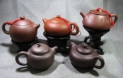 Чайник Из Красной Глины Для Заваривания Чая - разбор вопроса