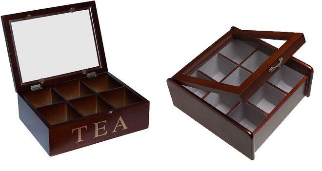 Коробка Дом Для Чая Даже С Занавесями - подробнее о чае