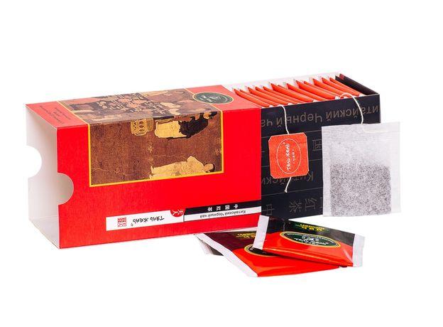 В Коробке 14 Пакетиков С Черным Чаем - основные характеристики