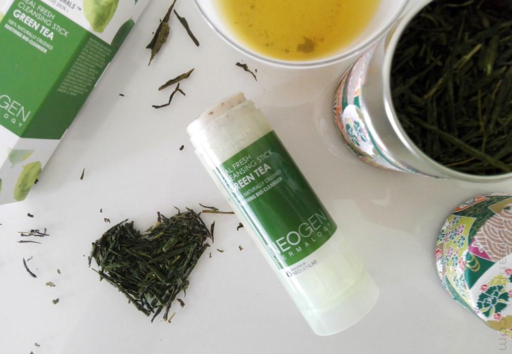 Очищающий Стик Для Лица С Зеленым Чаем - основные характеристики