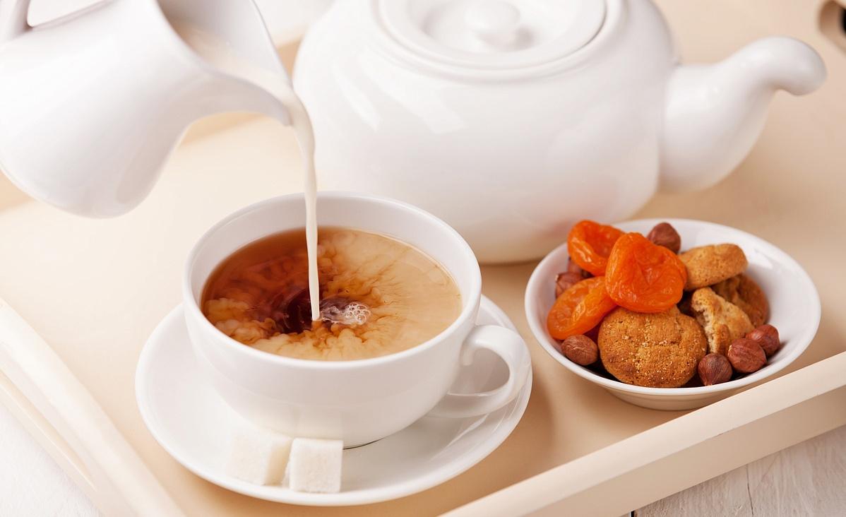 Вреден Ли Чай С Молоком Для Здоровья - описание