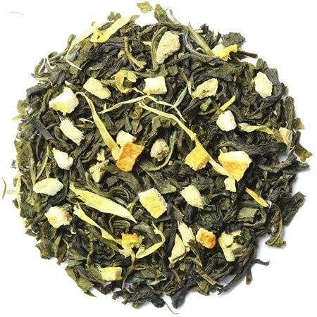 Зеленый Чай С Имбирем И Лимоном Калорийность - детально о чае