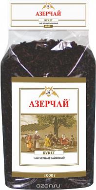 Азерчай Букет Чай Черный Листовой 1000 Г - советы