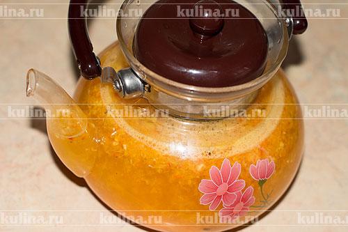 Чай Облепиха Апельсин Рецепт В Домашних Условиях - подробнее о чае