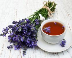 Доброе Утро Чай С Лимоном И Лавандой - подробнее о чае