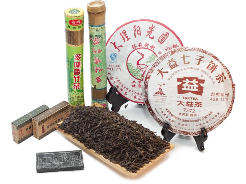 Доклад О Китайском Чае Как Его Выращивают - детально о чае