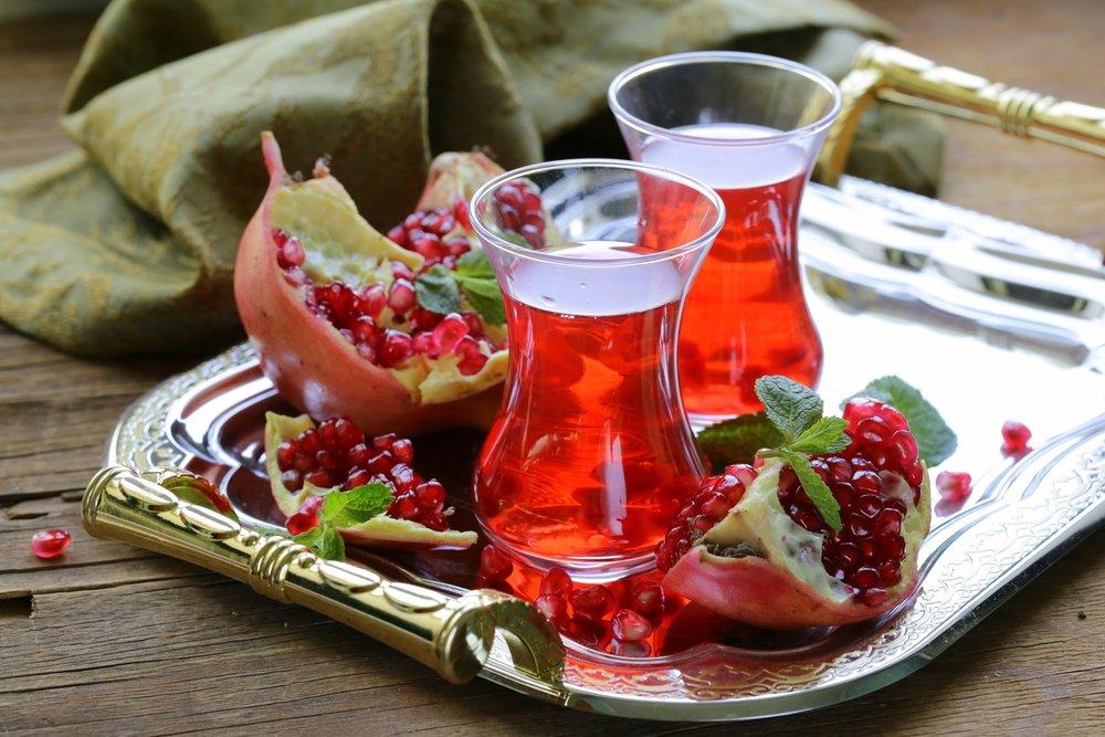 Гранатовый Чай Польза И Вред Для Женщин - детально о чае