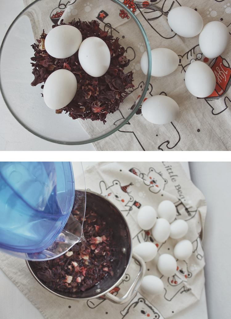 Как Покрасить Яйца Чаем В Домашних Условиях - обзор