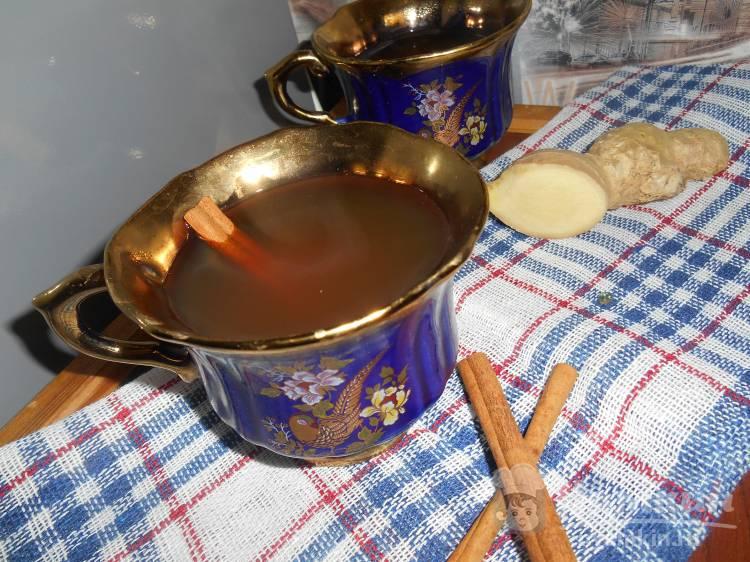 Как Сделать Чай С Имбирем И Медом - подробнее о чае