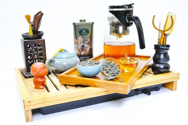 Китайский Чай Женьшень Улун Свойства И Польза - советы