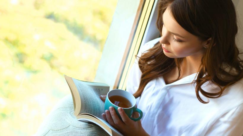 Книга В Которой Девочка Пьет Чай Вместе - описание и основные характеристики