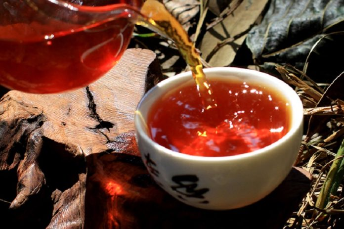Красный Китайский Чай Картинки В Большом Разрешении - обзор