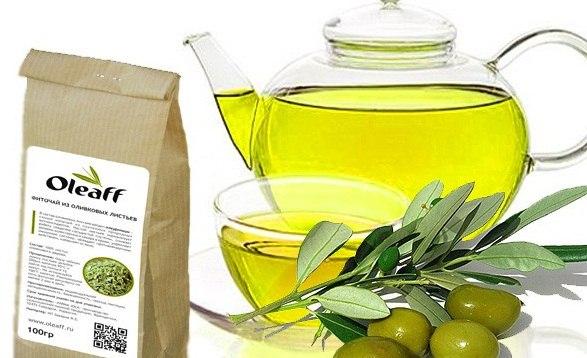 Оливковый Чай Из Турции Польза И Вред - основные характеристики
