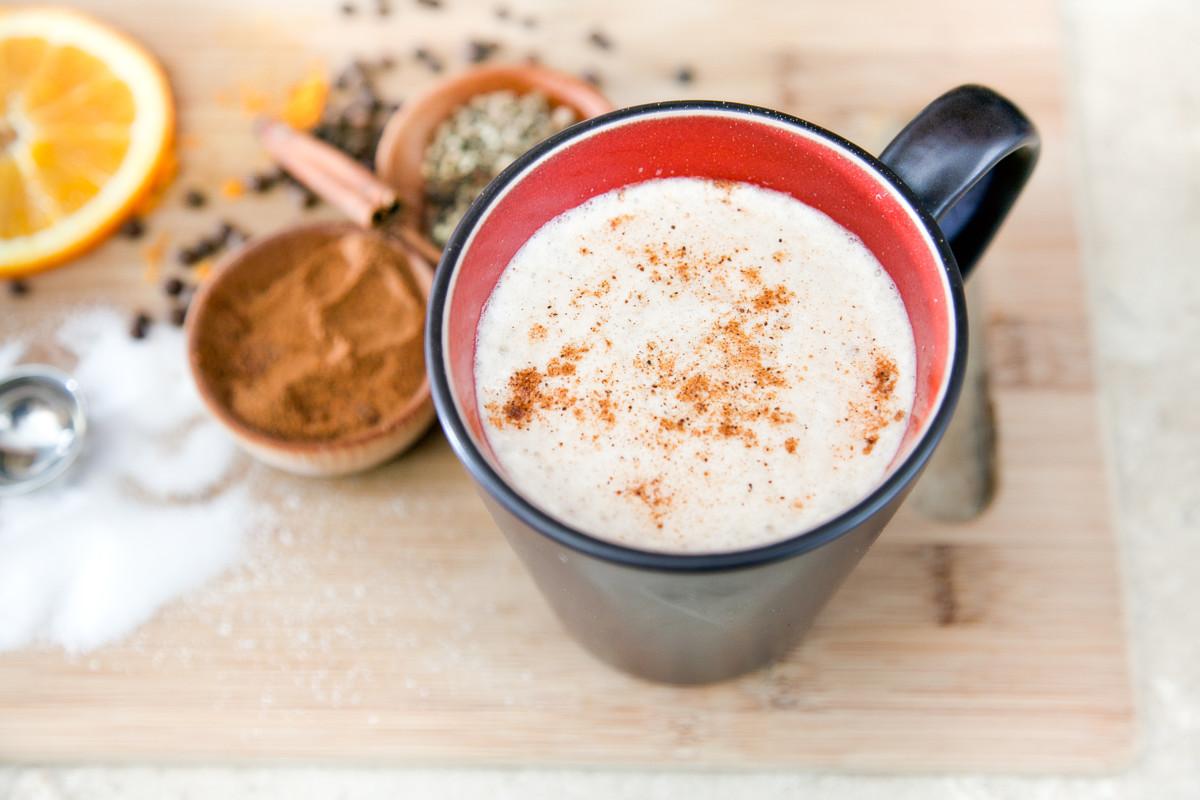 Пряный Чай Латте Рецепт В Домашних Условиях - обзор